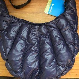 """Puffy"" purse.  Columbia. Brand New"